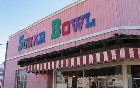 Sugar Bowl 6 Places to Feed the Kids