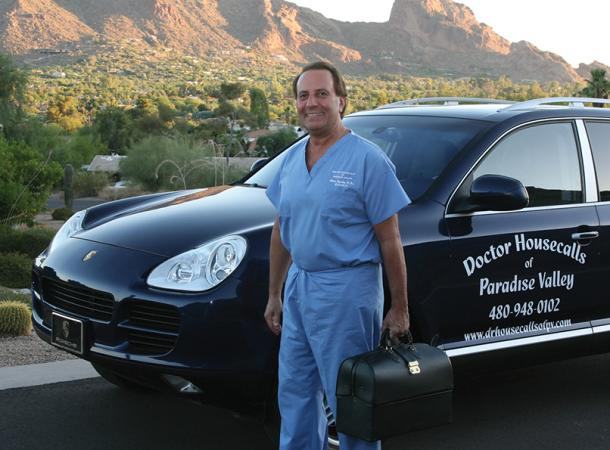 Doctor Housecalls of Paradise Valley
