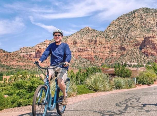 Pedego Electric Bikes Mcdowell Mountain