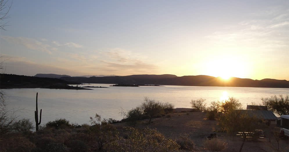 Lake Pleasant Scottsdale Scenic Waterways