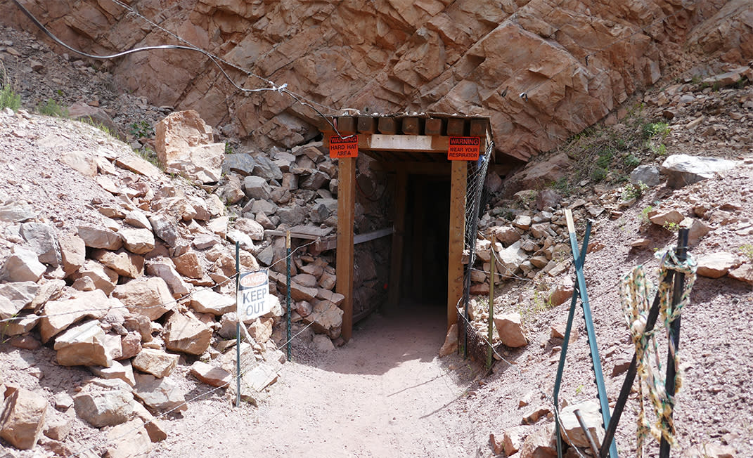 Mine Tour Arizona