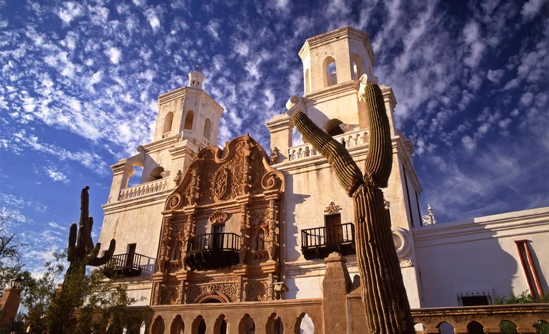 Mission San Xavier Tucson