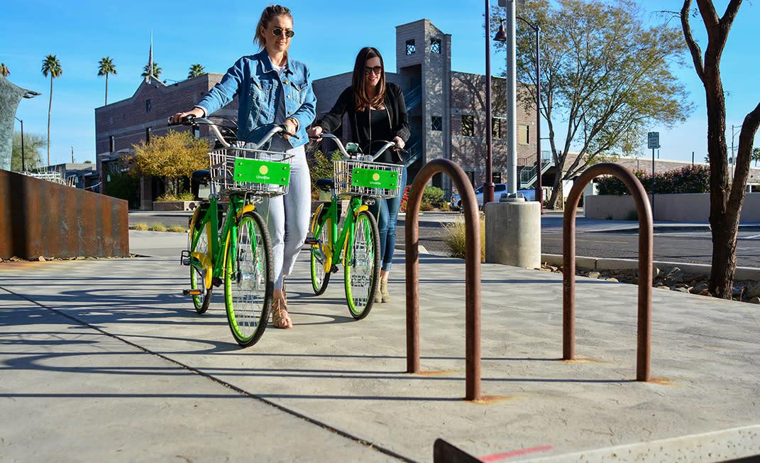 Bike Share - Body
