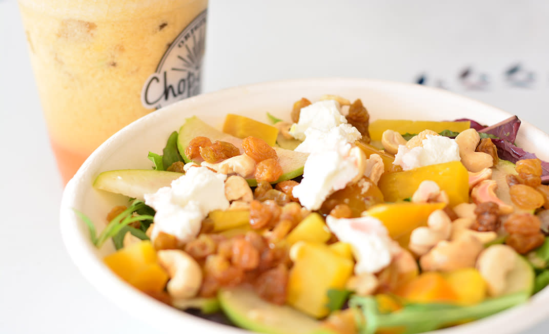 Healthy Fast Food in Scottsdale - ChopShop
