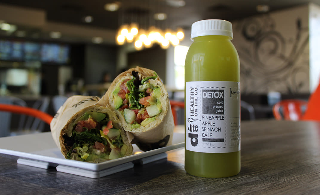 Healthy Fast Food in Scottsdale - D'lite