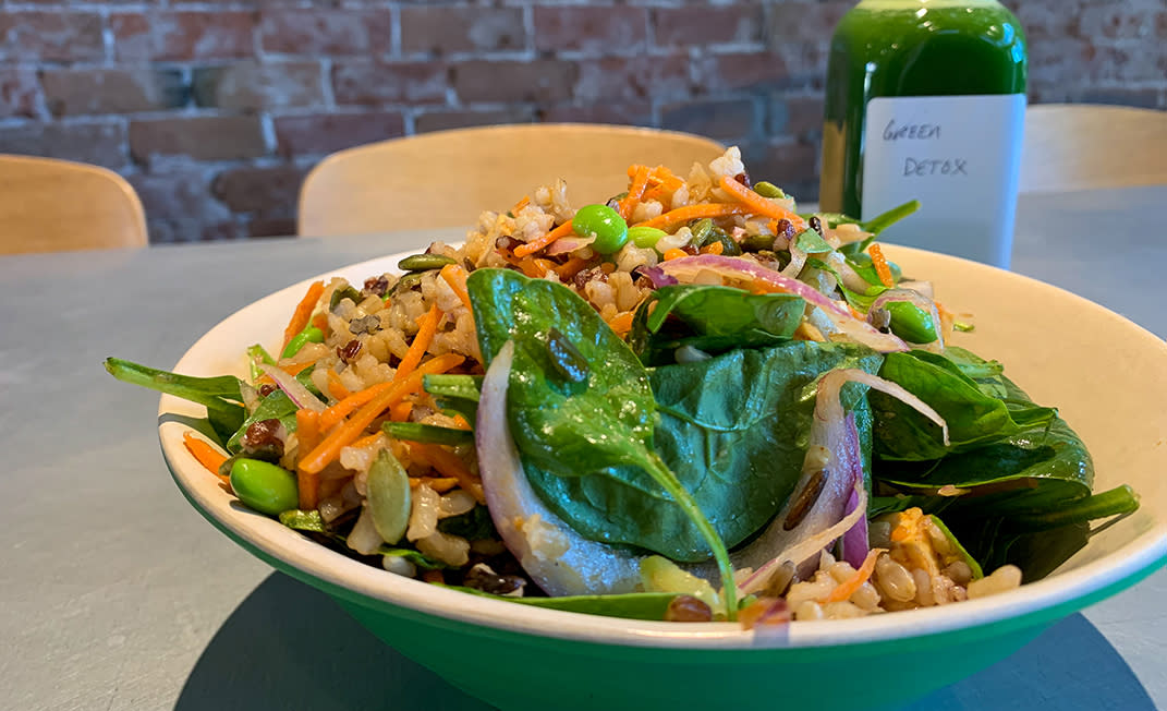 Healthy Fast Food in Scottsdale - Grabba Green