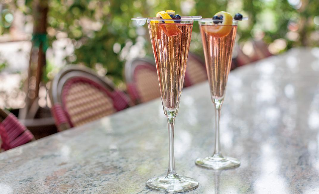 Scottsdale's Best Champagne Cocktails