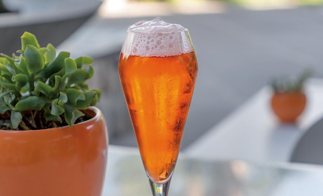 Scottsdale's Best Champagne Cocktails
