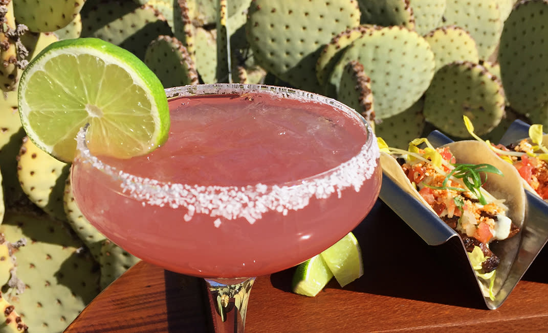 Celebrating the Margarita