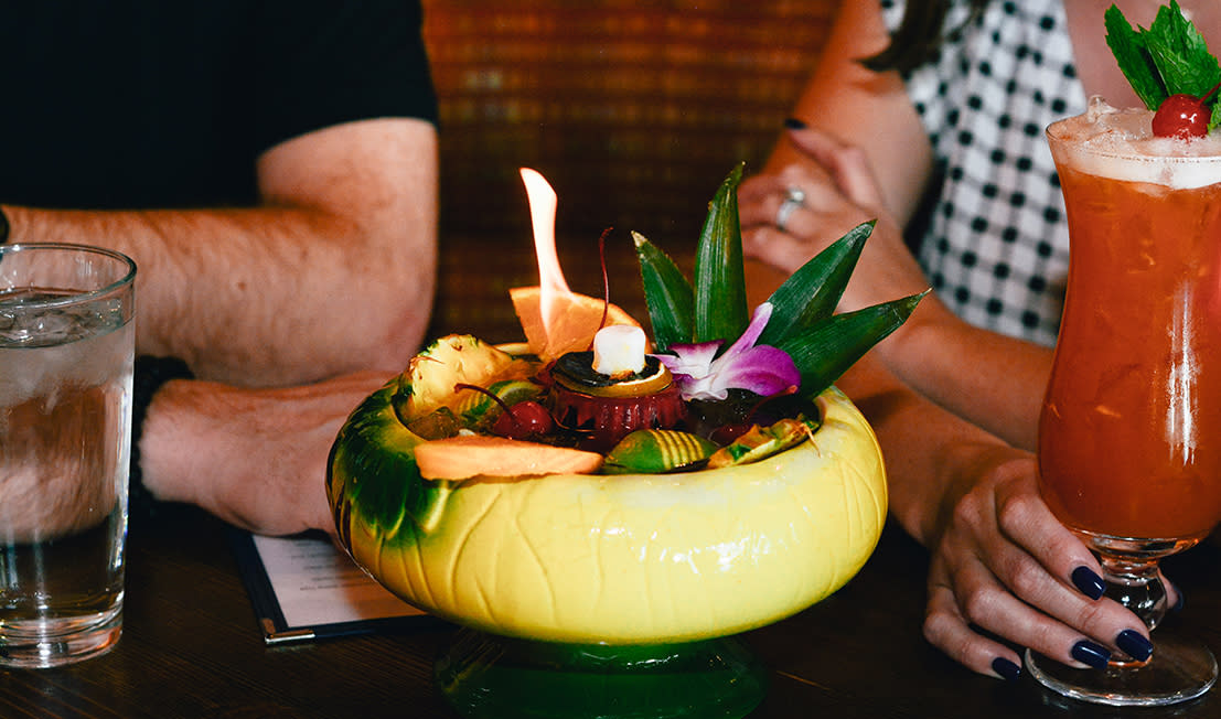 Scottsdale's Best Tropical Drinks - Hula's Modern Tiki