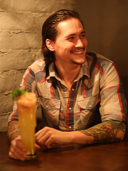 Keifer Gilbert Bartender
