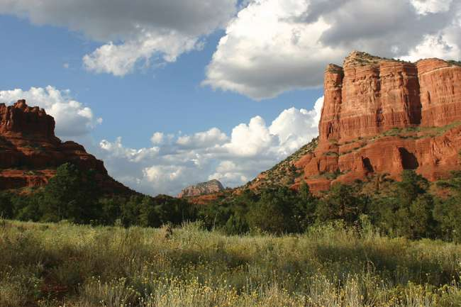 Distance From Sedona To Phoenix >> Scenic Drives Sedona Official Travel Site For Scottsdale Az