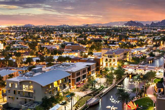 Top ten things to do in scottsdale