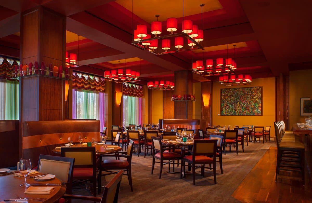 Deseo restaurant at The Westin Kierland Resort & Spa