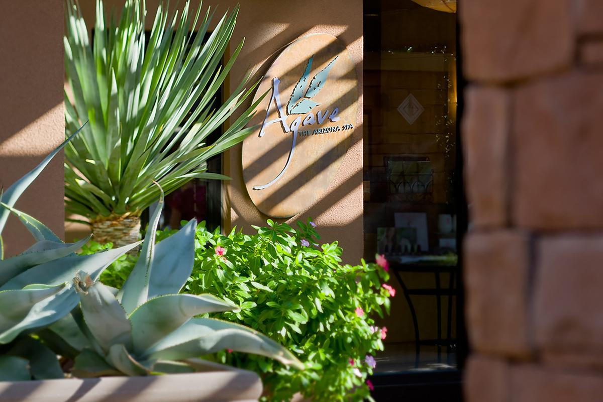 Agave, the Arizona Spa