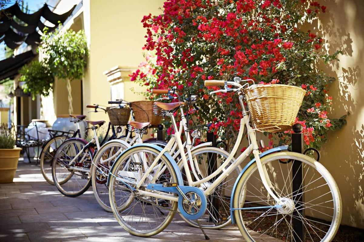 Bespoke Inn Scottsdale Pashley Bicycles