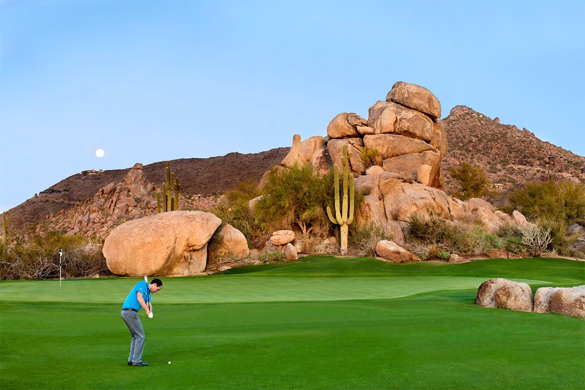 Boulders Golf Course