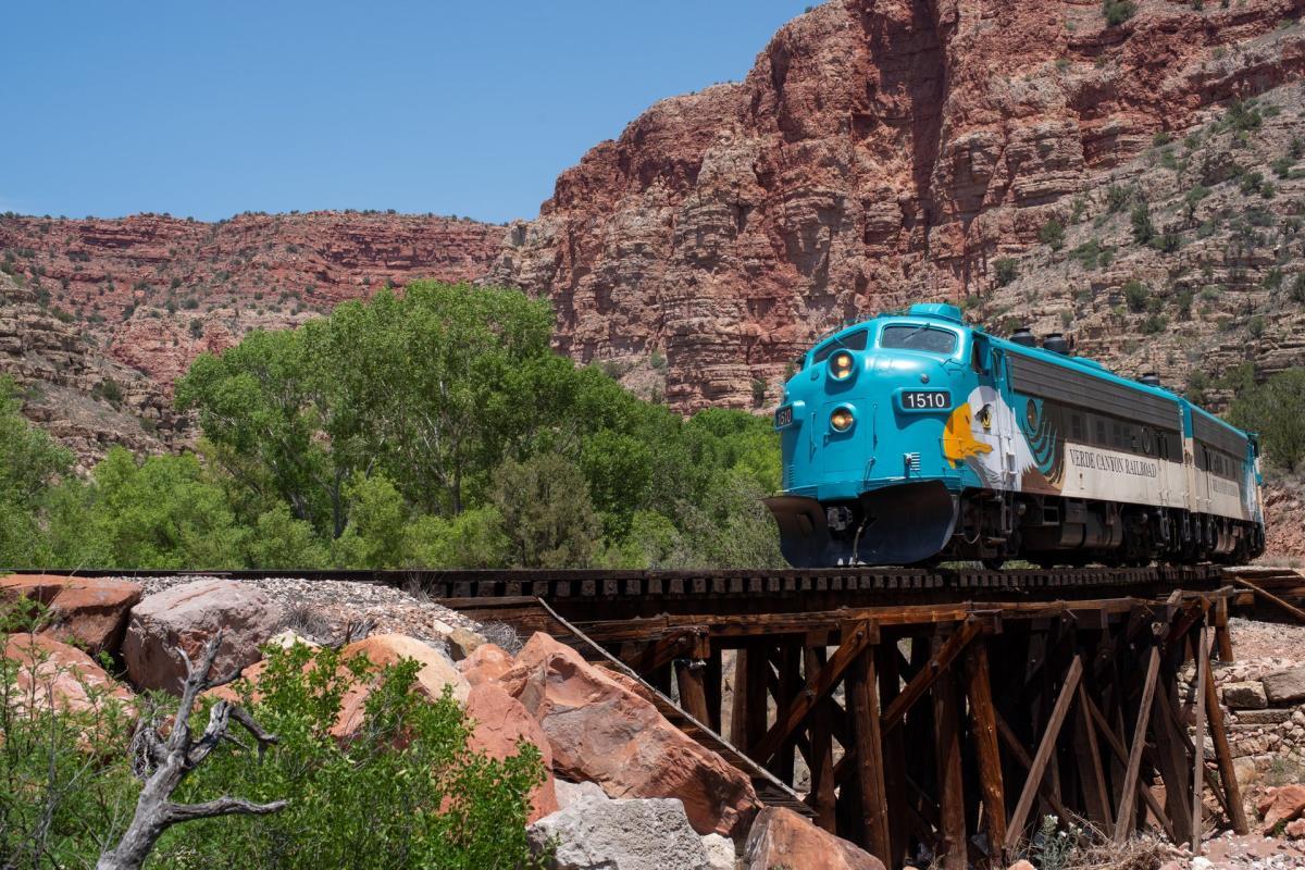 Verde Rail Raod