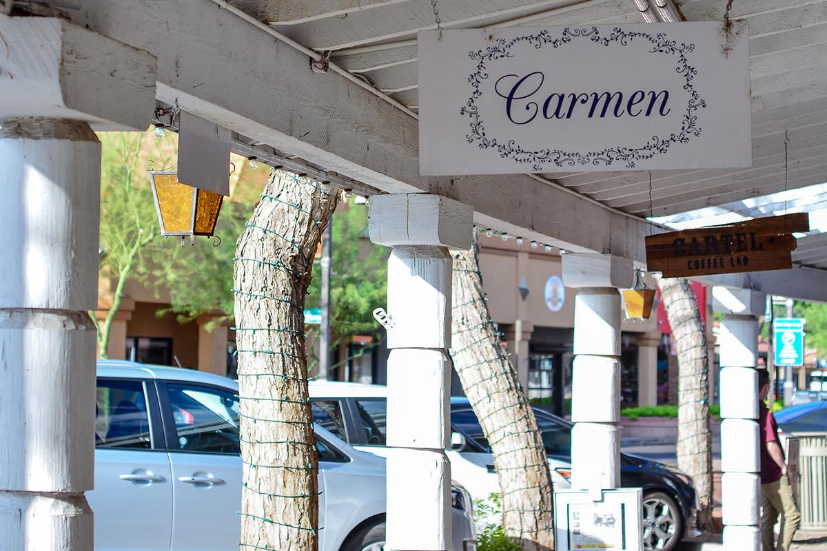 Carmen on 5th Ave.