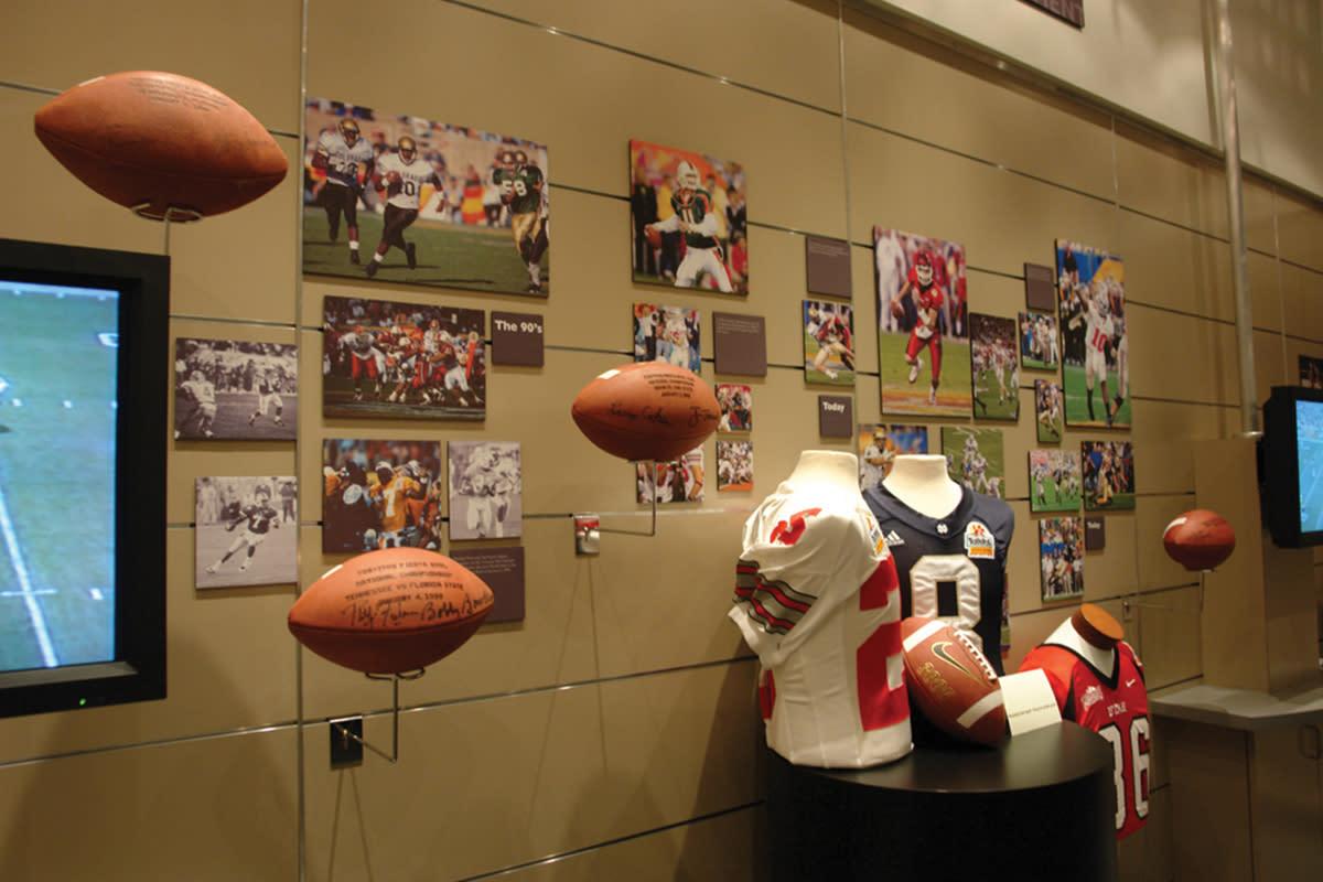 Fiesta Bowl Museum