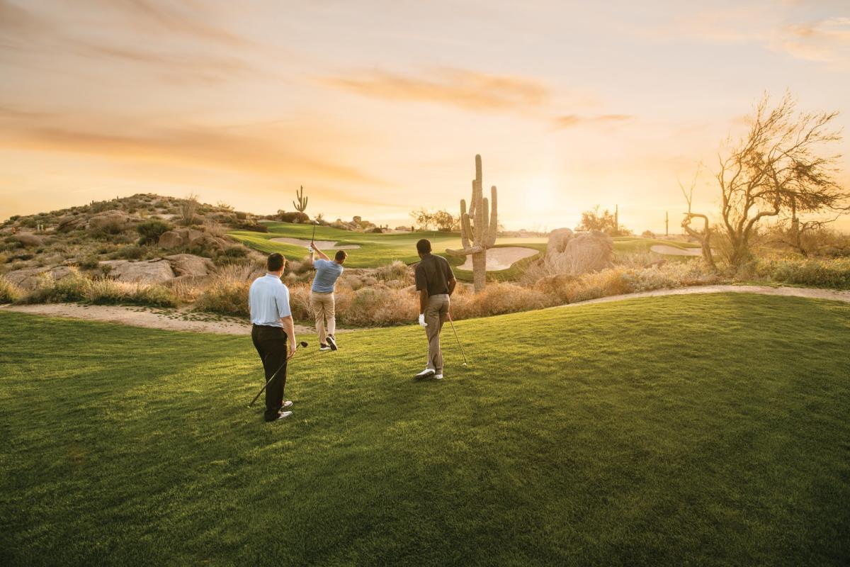 Golf Diversity