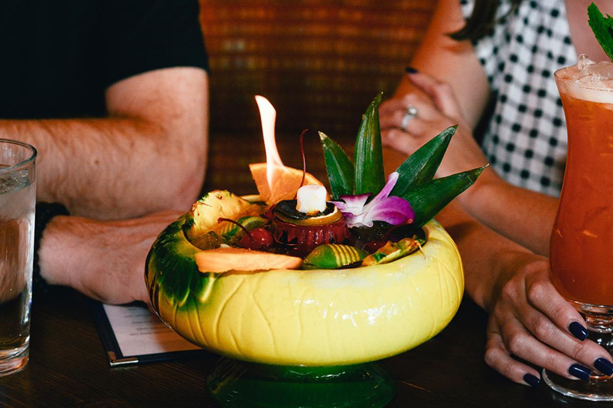 Scottsdale's Best Tropical Drinks - Hula's Modern Tiki