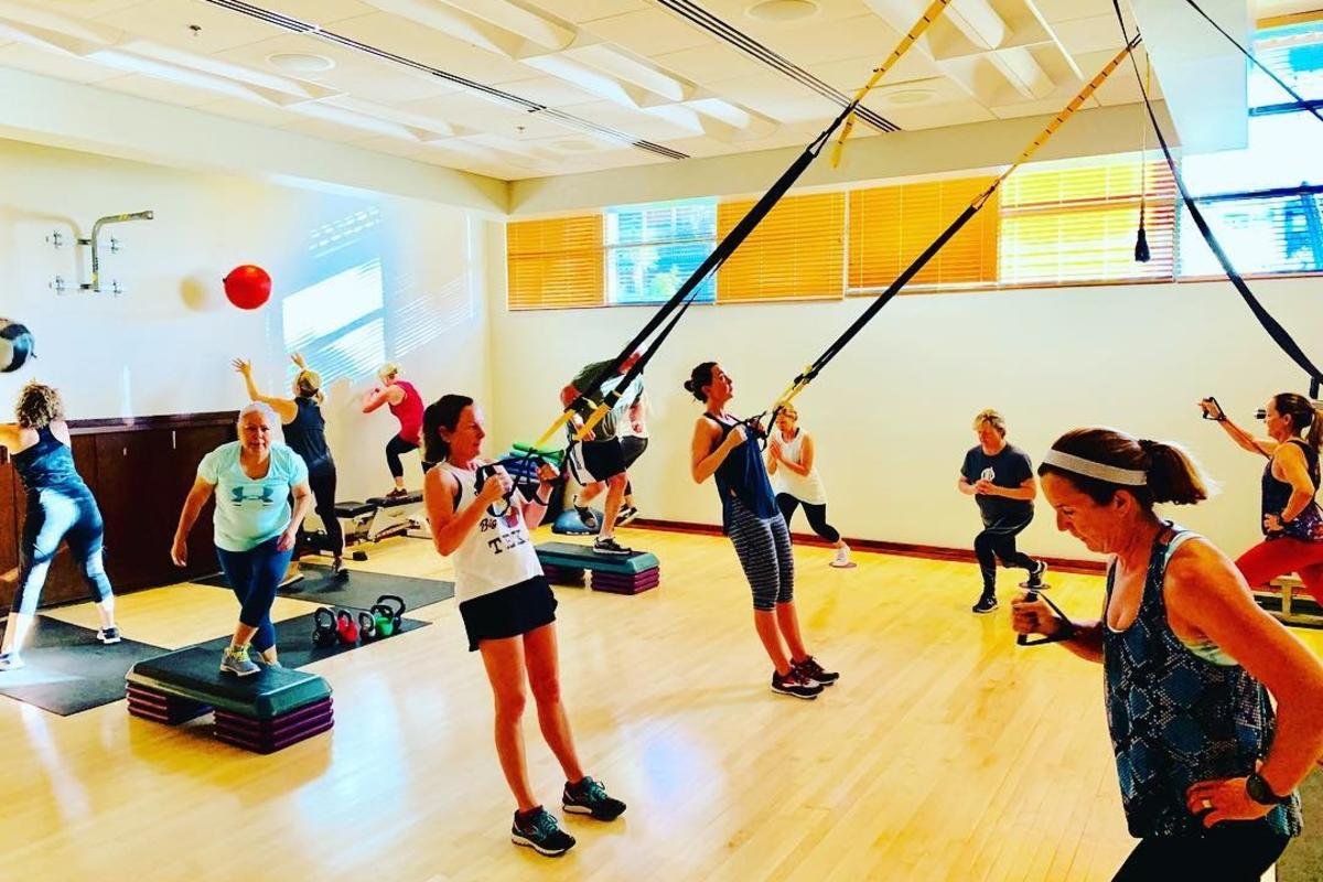 Hyatt Regency Scottsdale LOBO Fitness Indoor