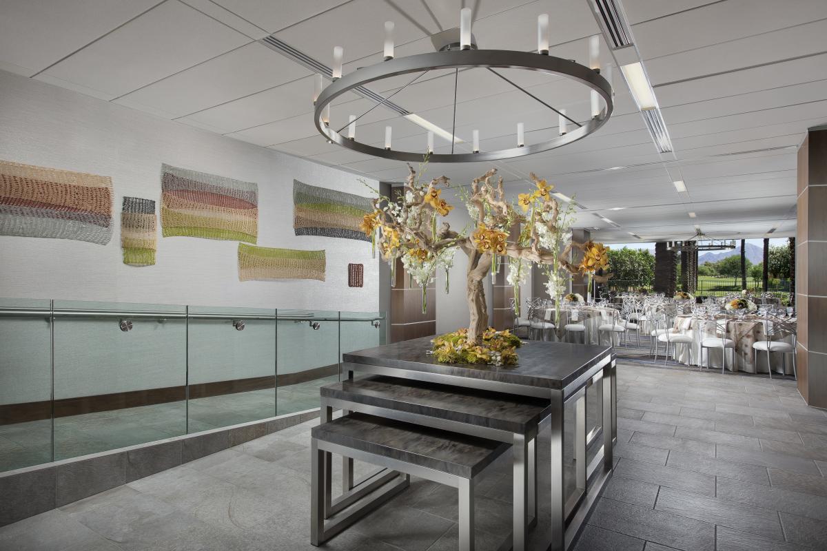 Hyatt Sonwai Foyer