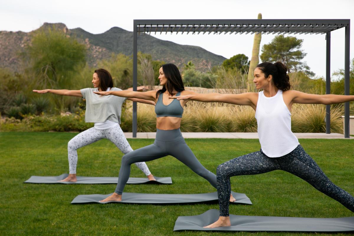 Civana Yoga Lawn