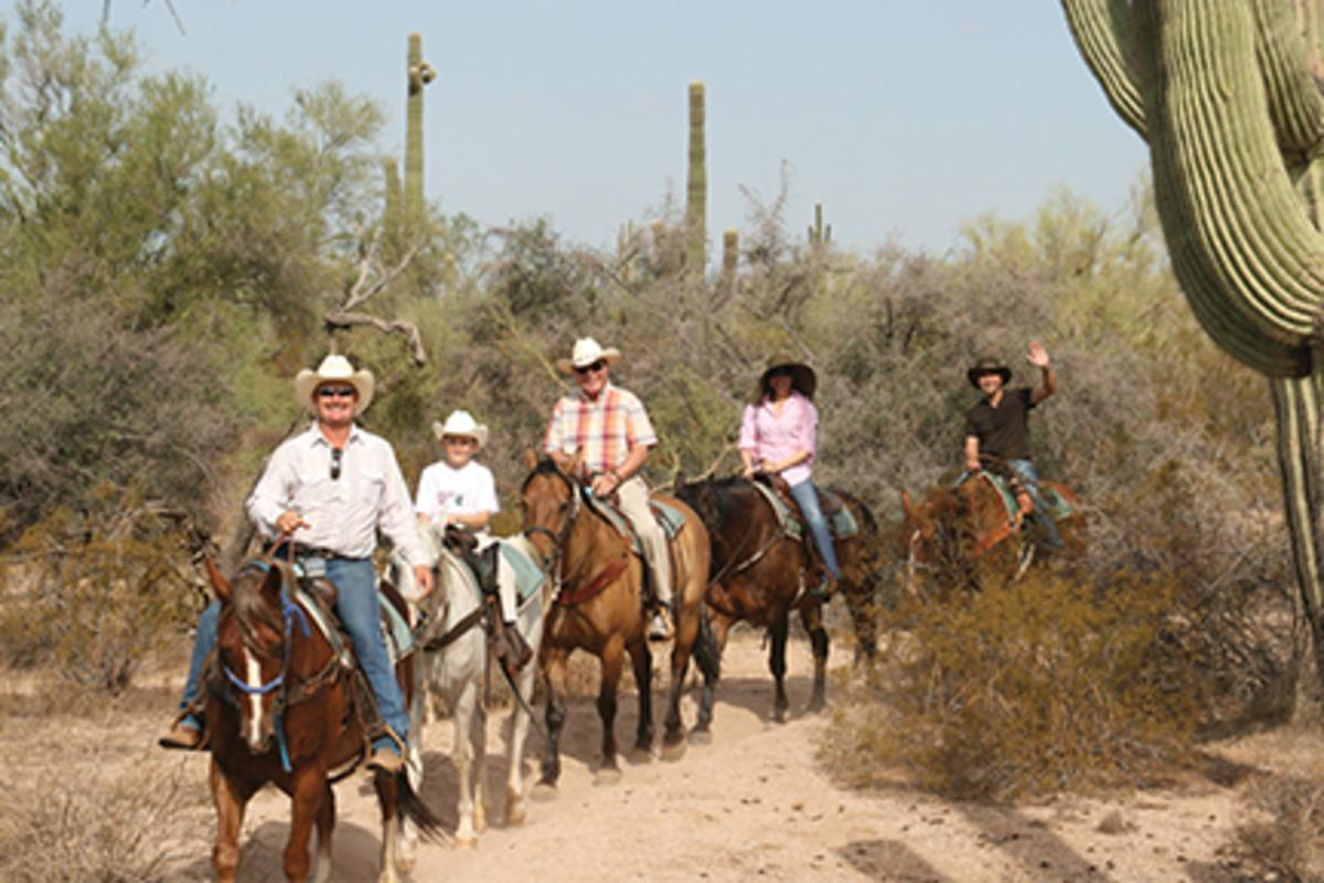 MacDonalds Ranch 5 Wild West Hangouts