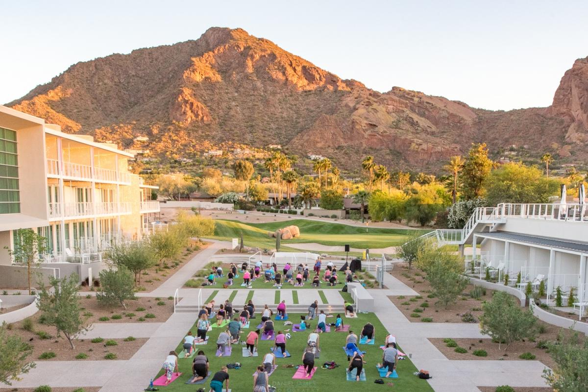 Mountain Shadows Free Flow Yoga