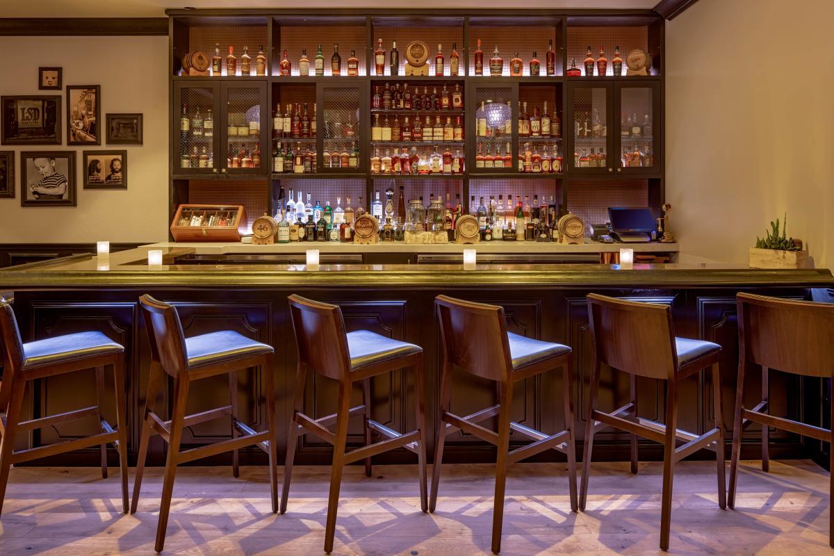 Straight Up Whiskey Bar