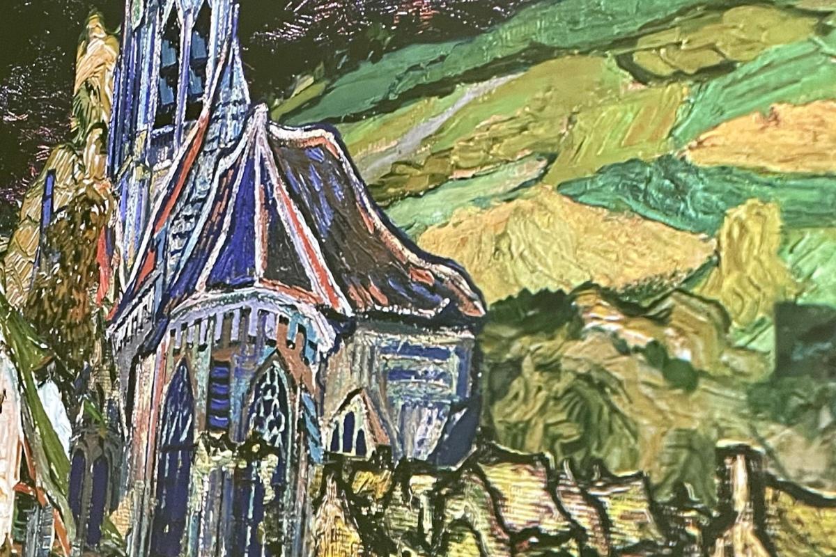Van Gogh Exhibit_Adam Haught