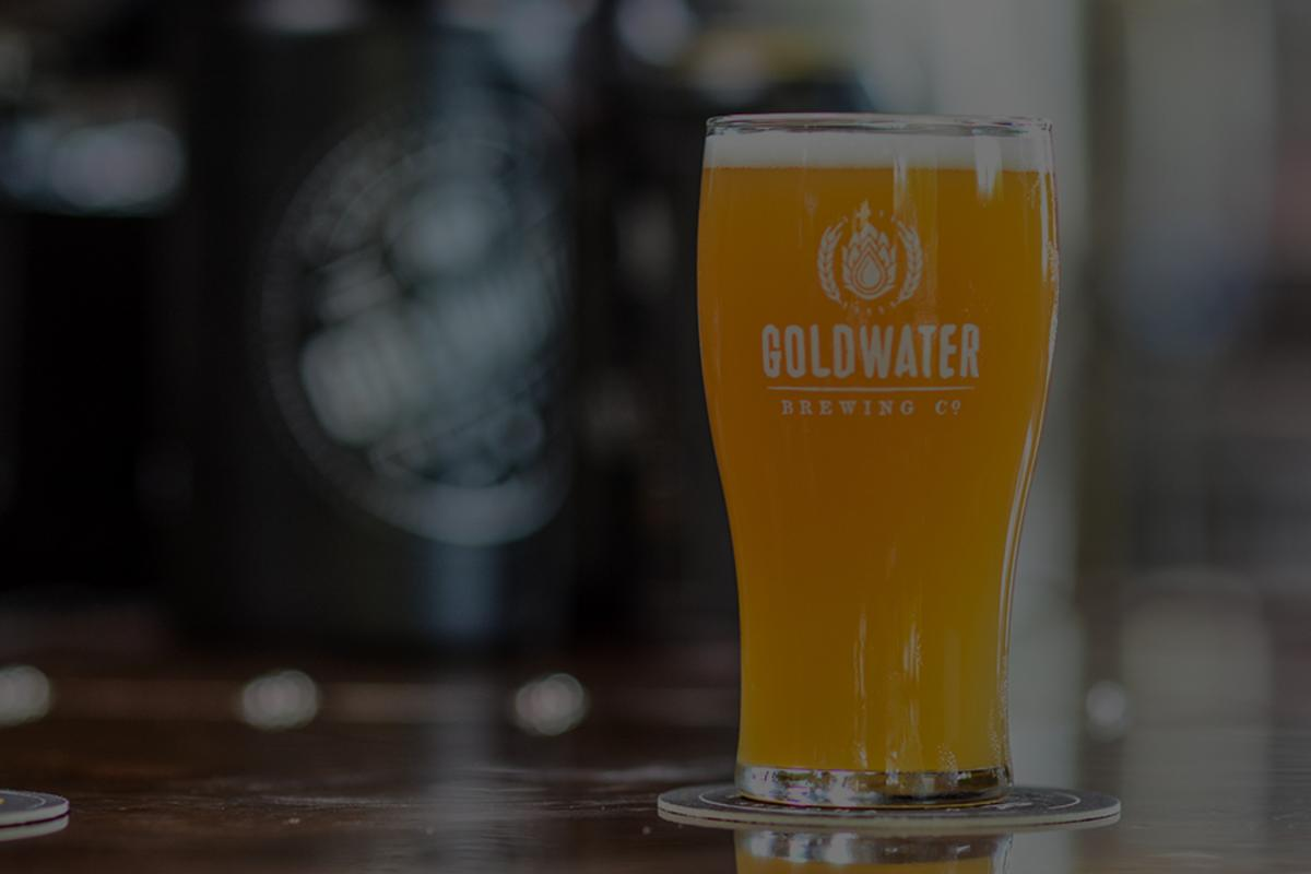 beer of every shade - hop chowda - goldwater brewery - body